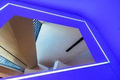 James Turrell Lichtinstallation, City Center, Las Vegas, USA