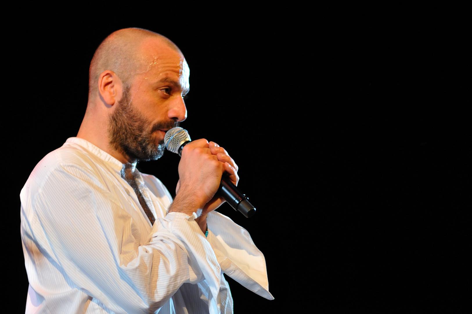 Jan Plevka singt Rio Reiser