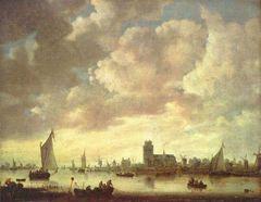 Jan van Goyen Bei Dordrecht