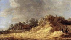 Jan van Goyen Düne