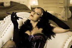 Jana in Burlesque