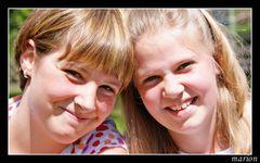 Jana und Laura