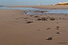 Jandia Strand in der Nähe des Leuchtturms