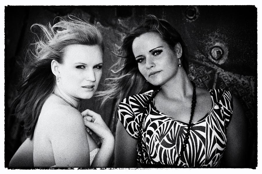 Janine & Josephine #1