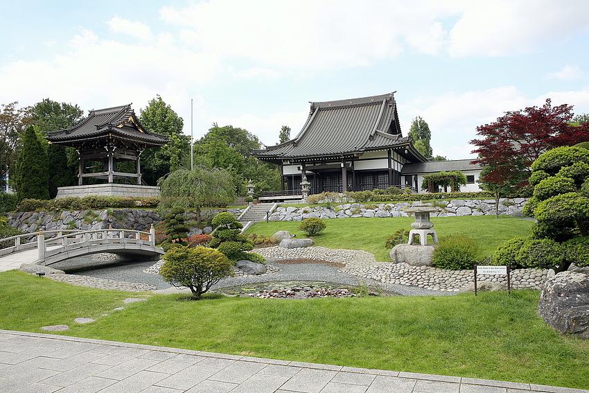 Japan gleich um die Ecke, ... EKO-Haus der Japanischen Kultur in Düsseldorf