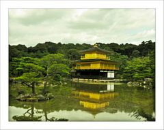 Japan- Goldener Tempel Kyoto