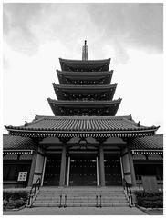 Japan / Honshu / Tokyo / Sensoji Tempel