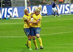 Japan - Schweden  0:1