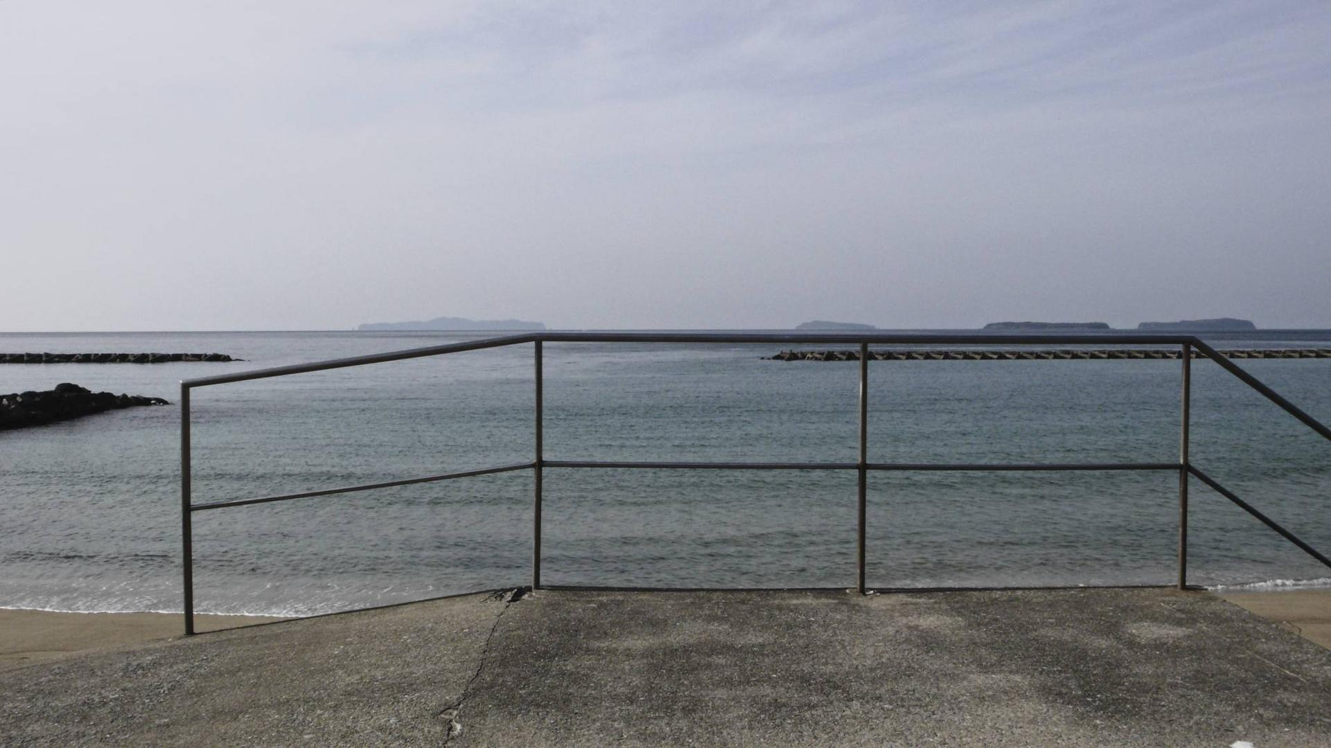 japan sea