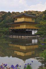 Japan / Zentral-Honshu / Kyoto / Kinkakuji Tempel