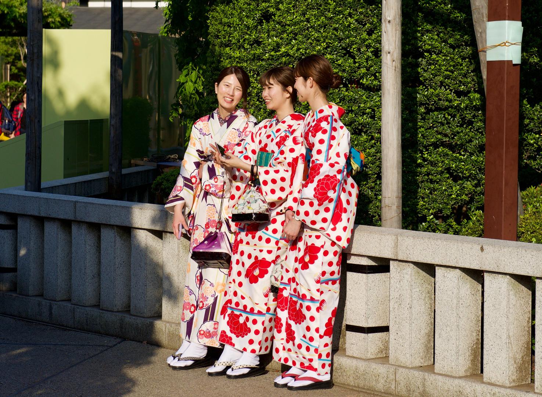 Japanerinnen