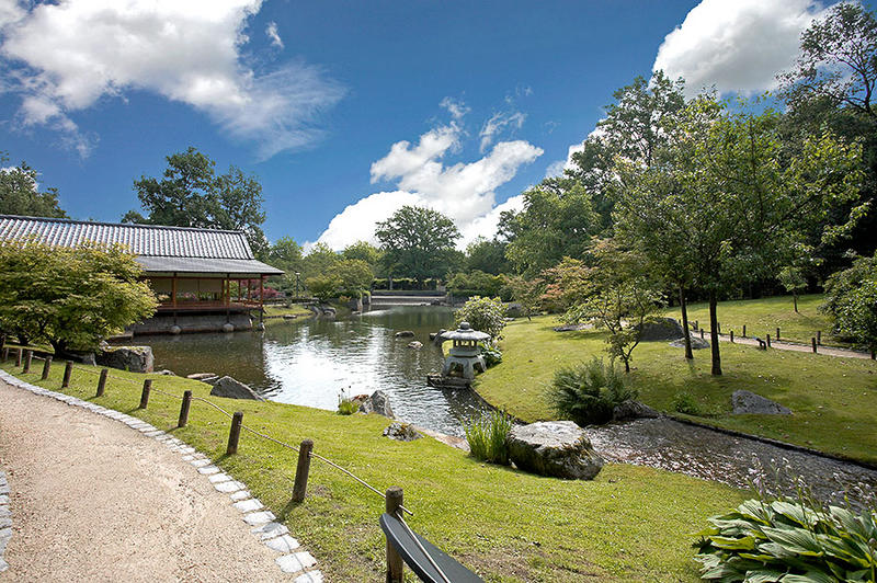 Japanese Garden Hasselt (Belgium)