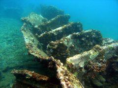 Japanese Lighthouse Wreck (Malapascua/Philippinen)