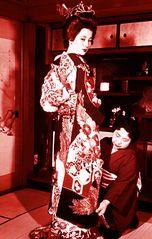 Japanische Braut 1957