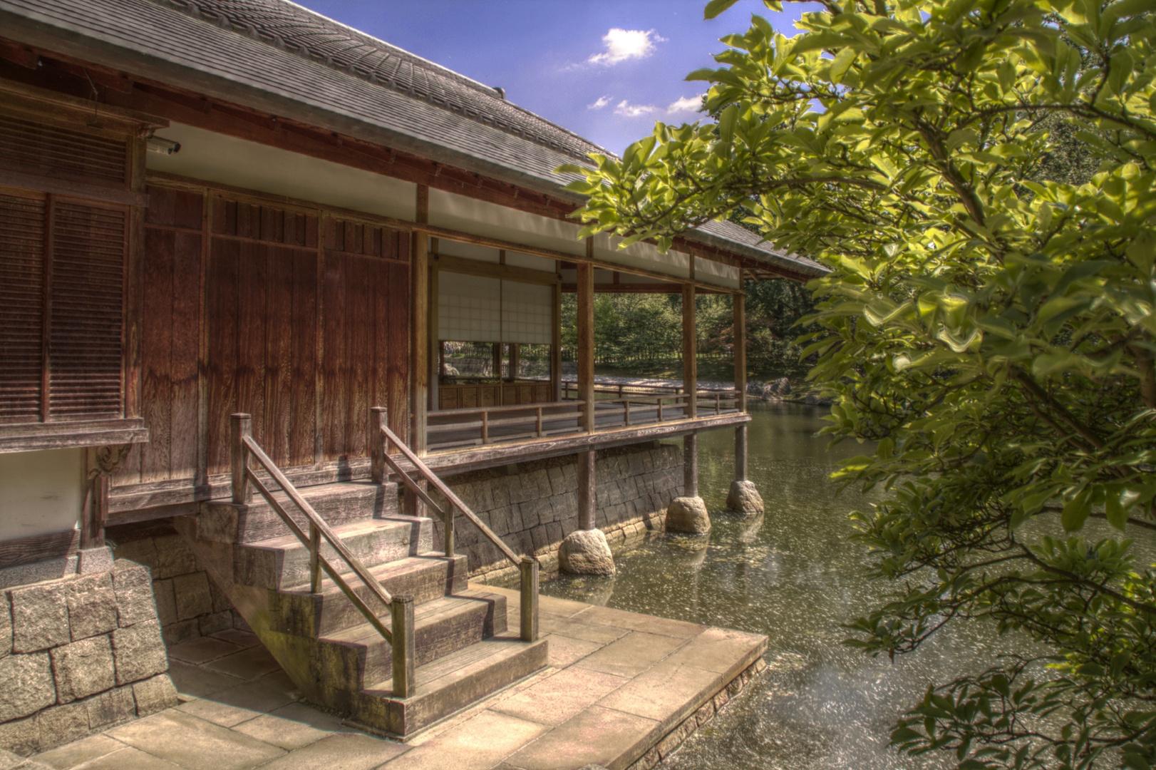 Japanischer Garten Hasselt