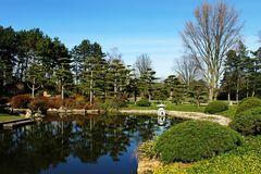 Japanischer Garten im Nordpark