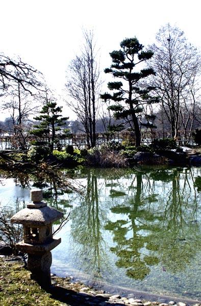 Japanischer Garten im Westpark in München Foto & Bild | landschaft ...