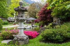 Japanischer Garten in Interlaken ( CH )