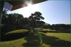Japanischer Garten in Kahin Mukahara