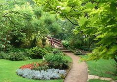 Japanischer Garten in Leverkusen (1)