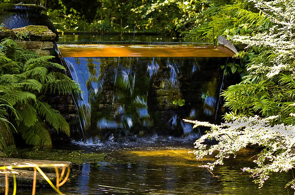 Japanischer Garten Leverkusen Foto Bild Kunstfotografie Kultur