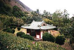 Japanischer Tempel auf Maui