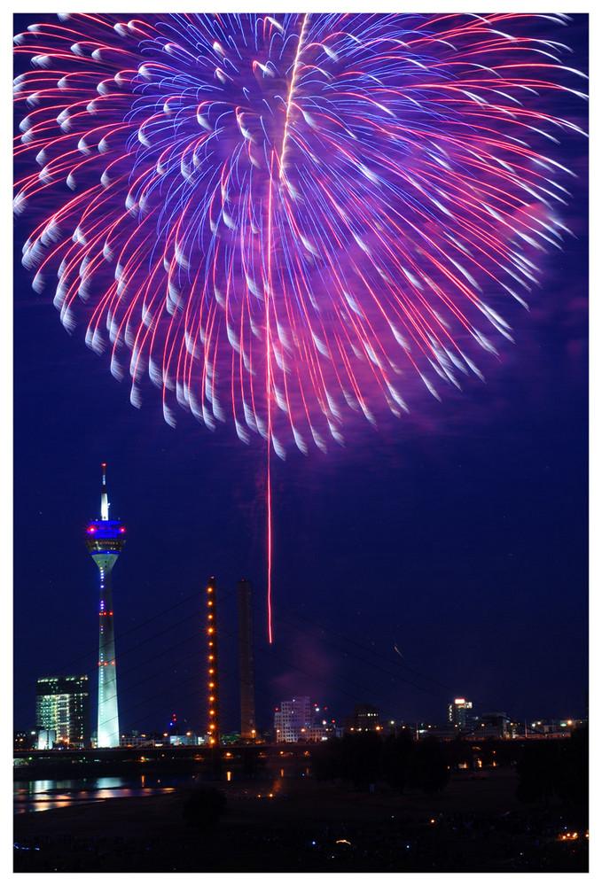 Japanisches Feuerwerk ´09 2