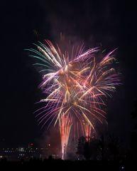 Japanisches Feuerwerk (1)