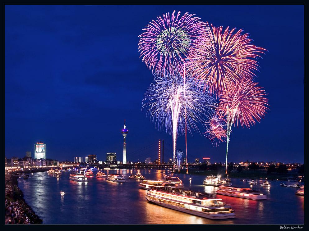 Japanisches Feuerwerk 2007 - reload