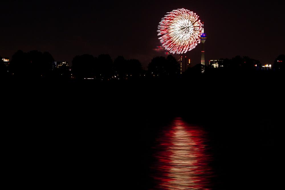 Japanisches Feuerwerk 2011