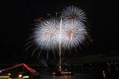 Japanisches Feuerwerk - 4 - am 2. 6. 2007