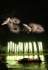 Japanisches Feuerwerk - 5 - am 2. 6. 2007