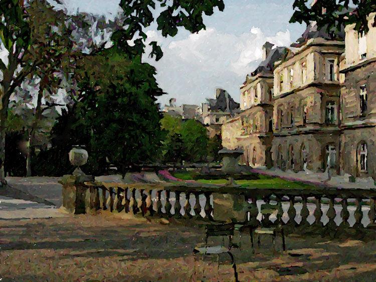 Jardin de Luxembourg - 1
