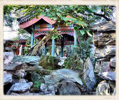 Jardin de pierres