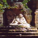 Jardin du Luxemburg: Fontaine de Médicis (Detail)