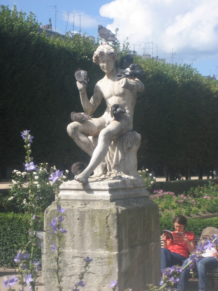 Jardin du Palais-Royal