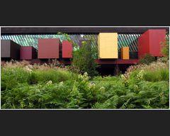 Jardin et Musée du quai Branly