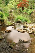 jardin japonais parc de Maulévrier
