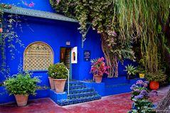 Jardin Majorelle - Berber Museum