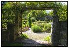 Jardin médiéval d'aujourd'hui