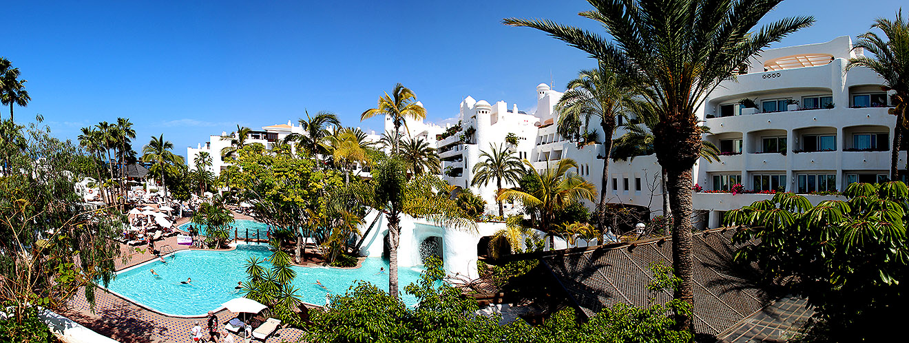 Jardin Tropical Foto & Bild | europe, canary islands die ...