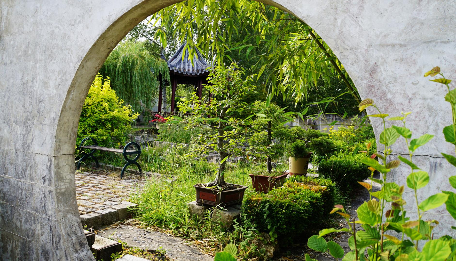 Jardin Yili Photo Et Image Nature Jardins Paysages Images
