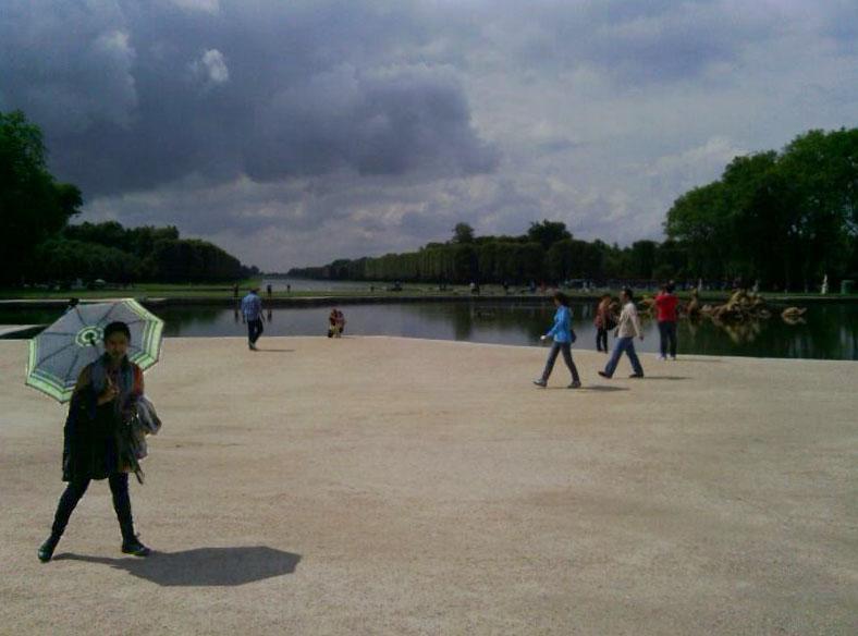 jardines de Versalles (Francia)