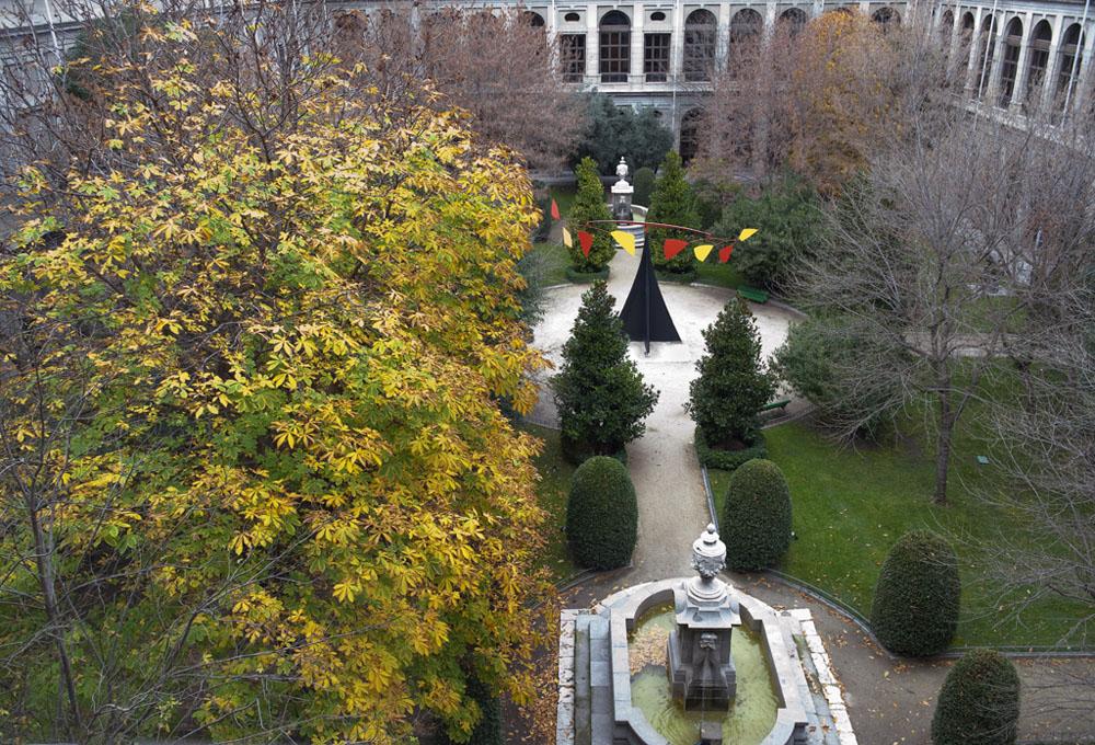 Jardines del Reina Sofía
