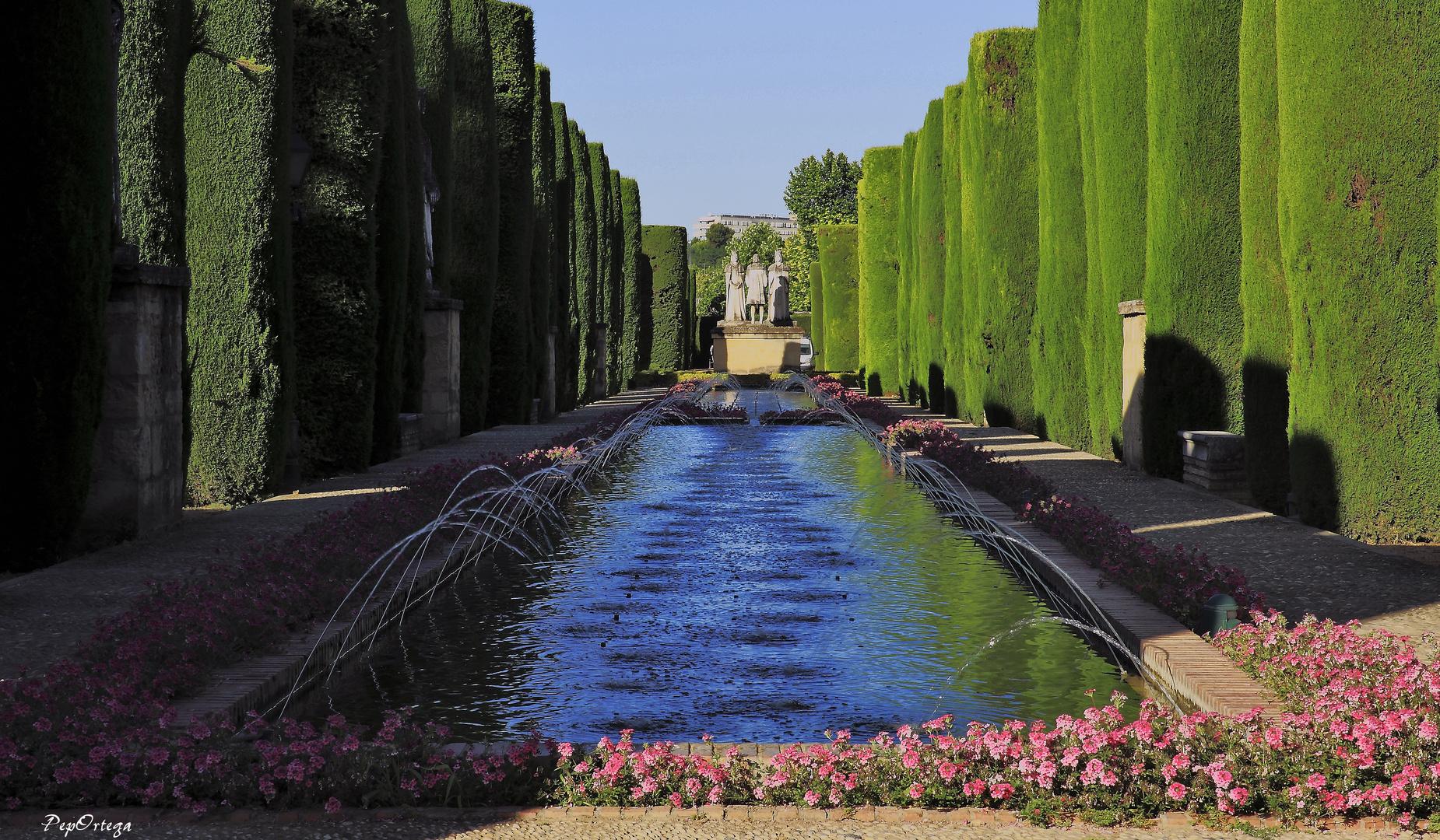 Jardines reales