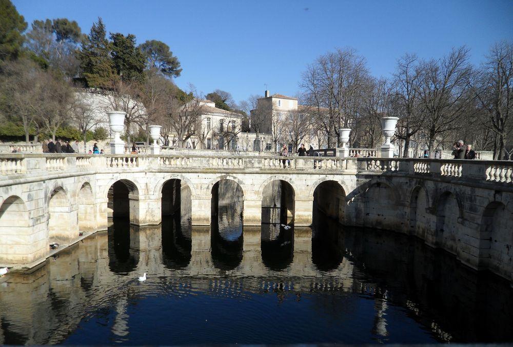 Jardins de la Fontaine - Nimes