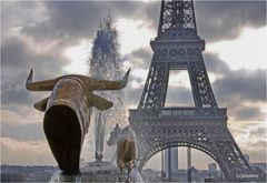 ~  Jardins du Trocadéro ~