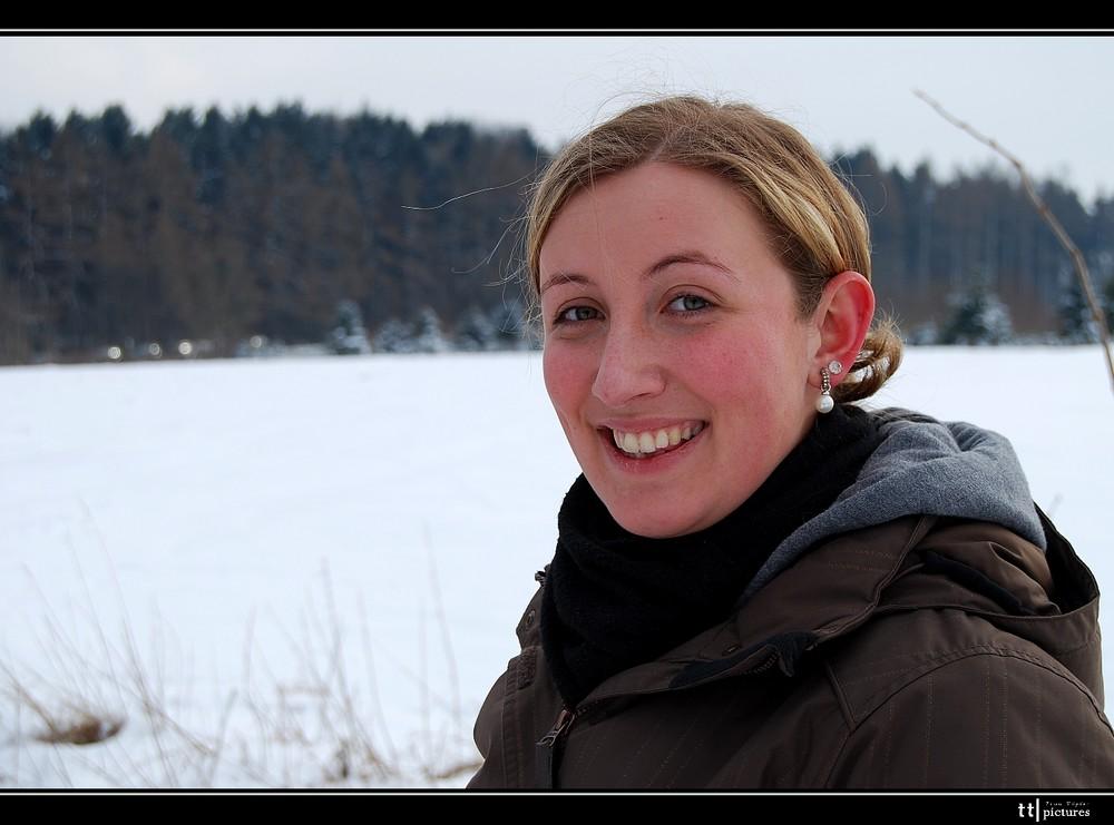 Jasmin im Schnee #1