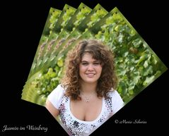 Jasmin im Weinberg 2
