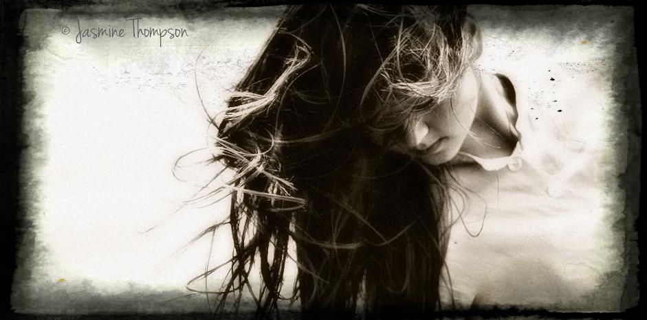 Jasmine Thompson - Foto meiner kleinen Youtube-Freundin Jas (Upcoming Star) -Bea mit PaintShop- III